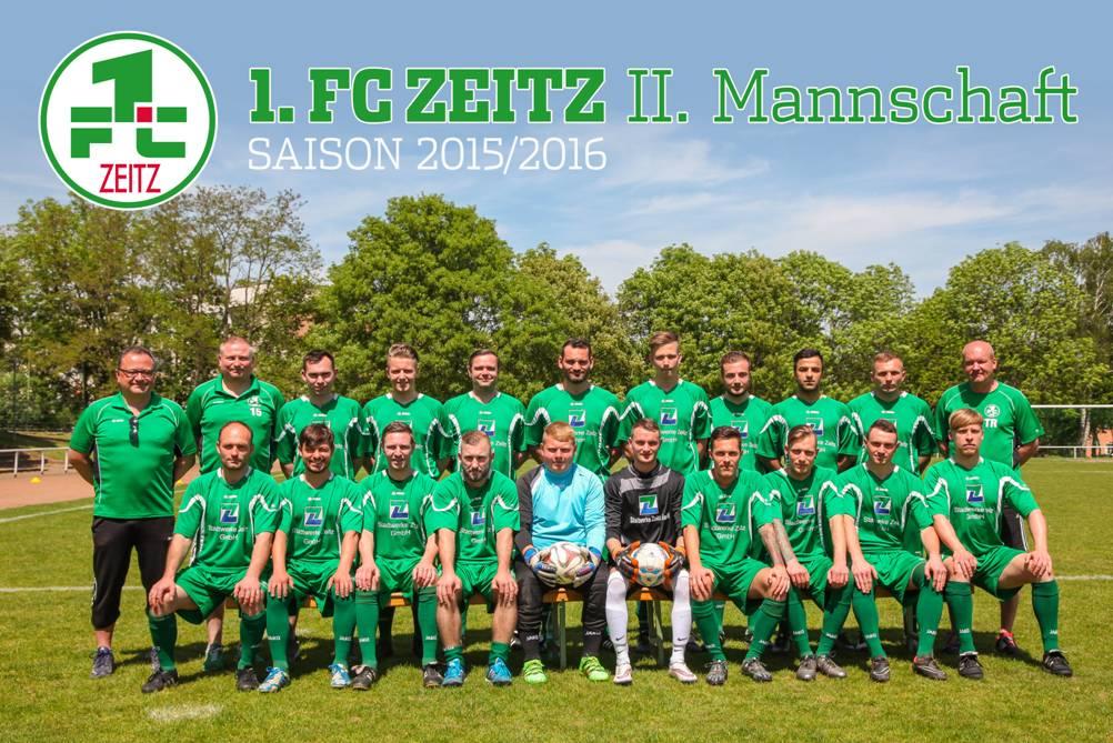 2. Mannschaft 2015_16