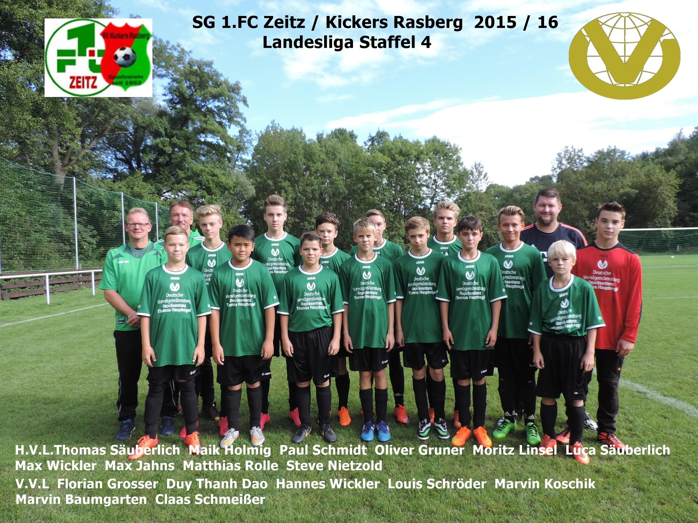 C-Junioren 2015