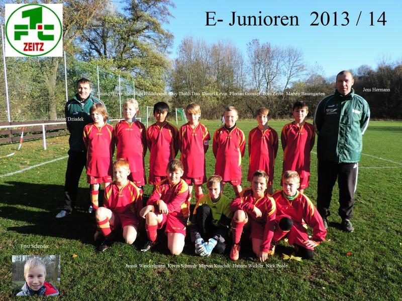 E-Junioren 2013